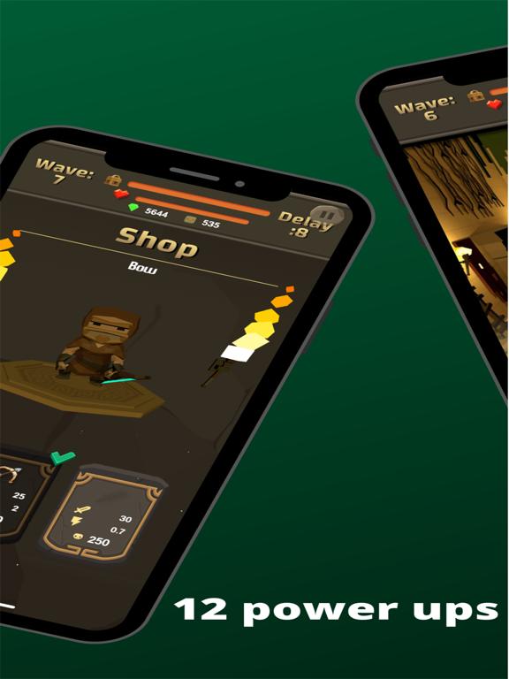 Ipad Screen Shot Tomb Defender 3