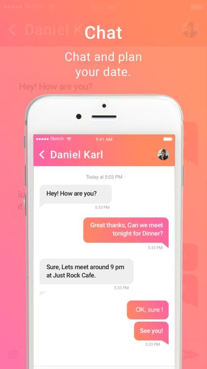 Arimojo - The Dating Chat App screenshot-3