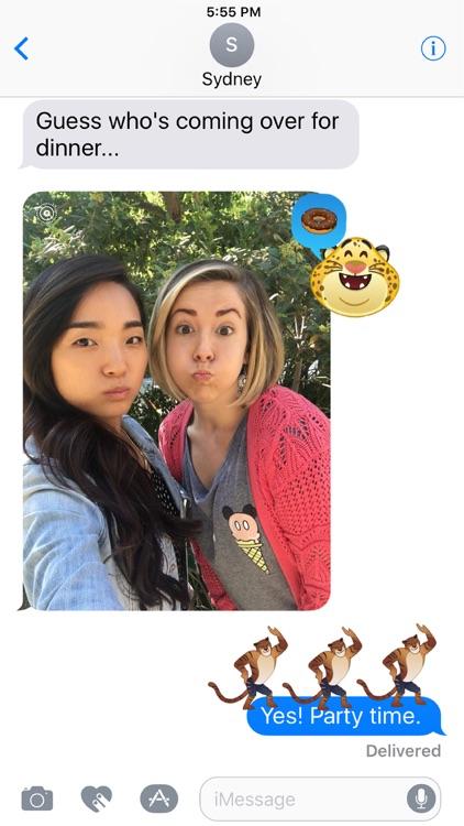 Disney Stickers: Zootopia screenshot-3