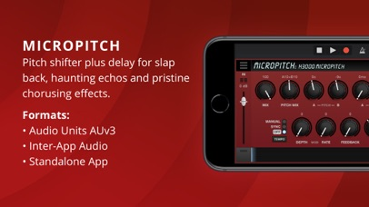 Inter-App (IAA) Pitch Effect Apps for iOS (17)