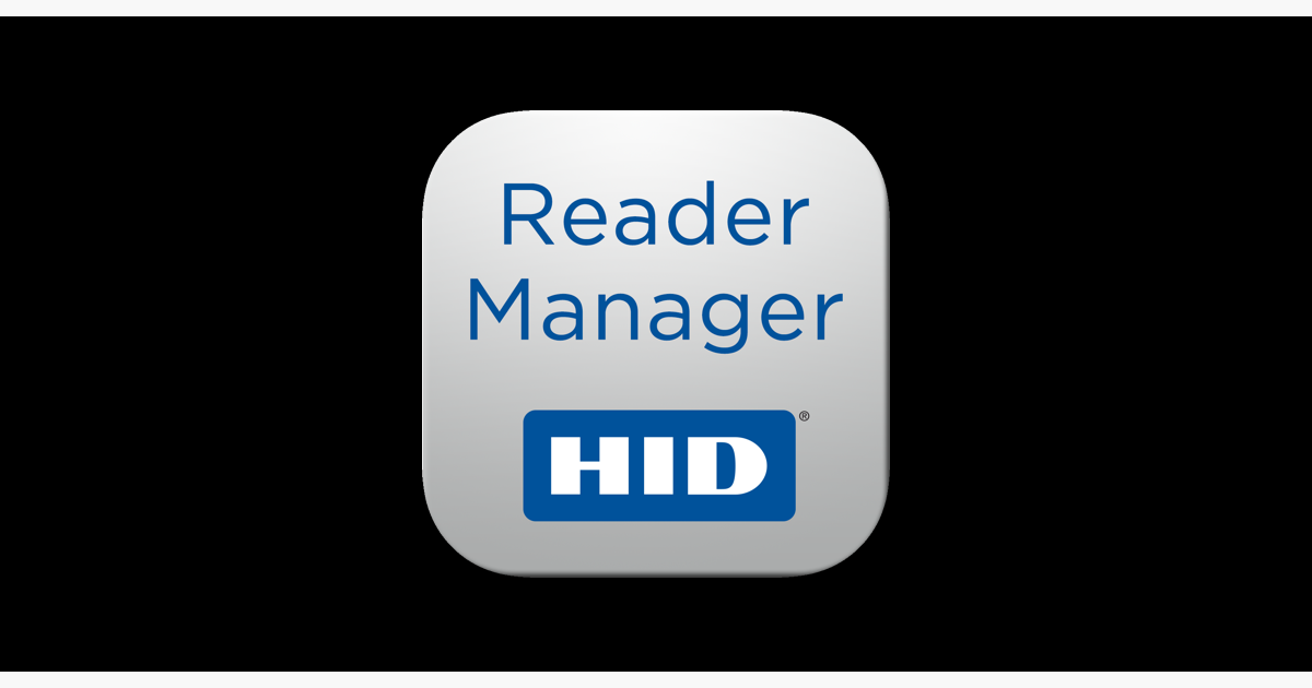 HID Reader Manager on the App Store
