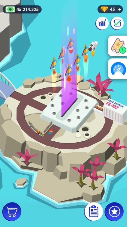 Idle Theme Park - Tycoon Game screenshot-3