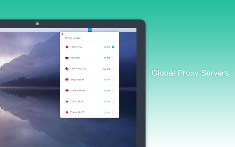 VPNMaster - Best Unlimited Pro скриншот программы 2