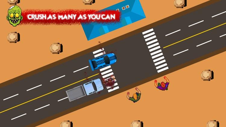 Zombie Crash Road screenshot-4