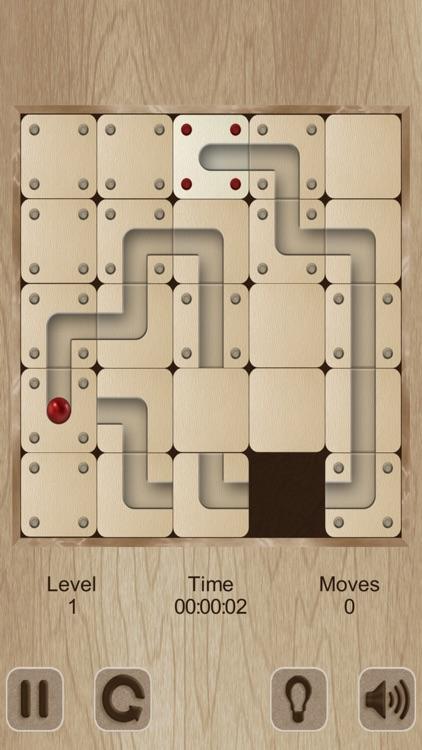 Roll the labyrinth ball screenshot-3