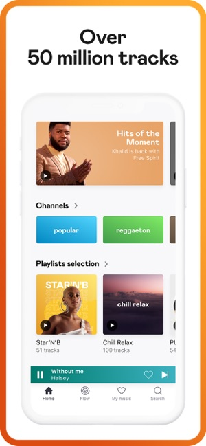 Deezer: Music & Podcast Player on the App Store