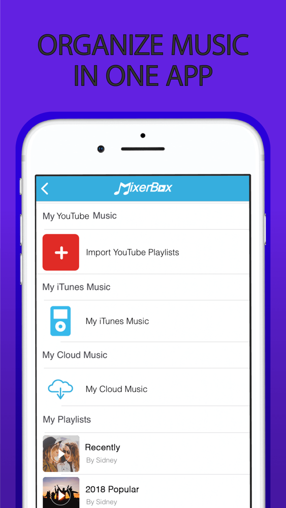 Unlimited Music MP3 Player:MB3 App for iPhone - Free Download