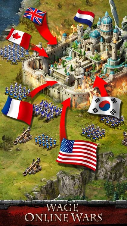 Empire War: Age of Hero screenshot-3