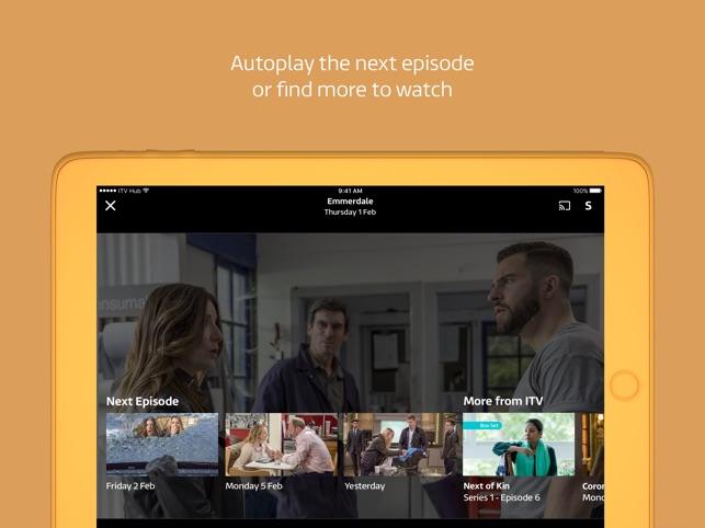 41dbbb73e5  ITV Hub on the App Store