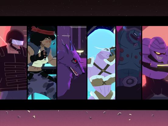 Punch Planet Screenshots