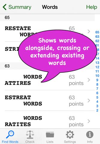 Word Finder - wordhelper.org - náhled