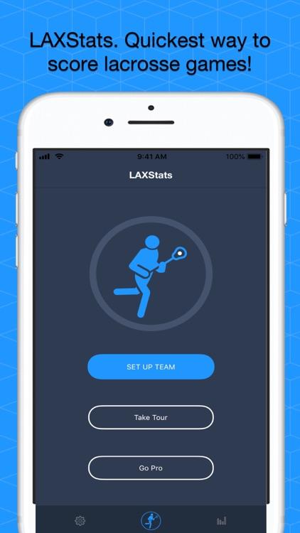 LAXStats App screenshot-0