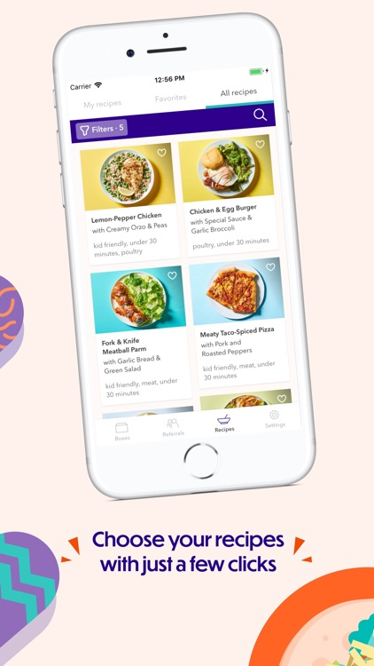 Dinnerly: Meal Kit