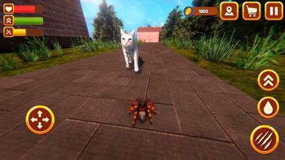 Spider Pet Survival Simulator screenshot two