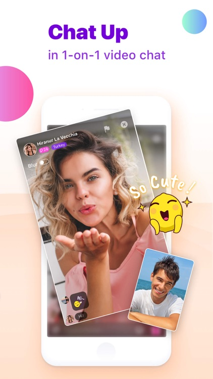 Para Me-Strangers Video Chat screenshot-3