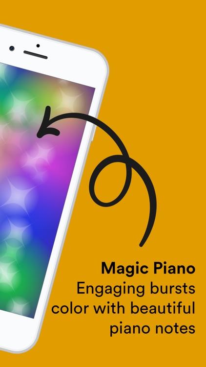 Magic Piano for babies