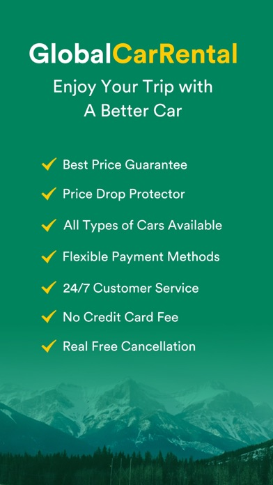 messages.download Global Car Rental software