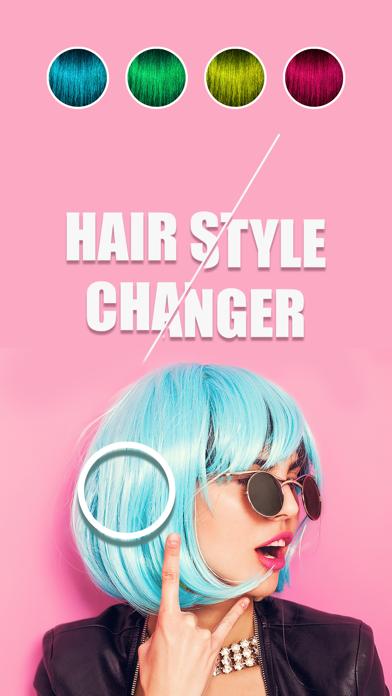 Girls Salon-Women's Hairstyles screenshot three