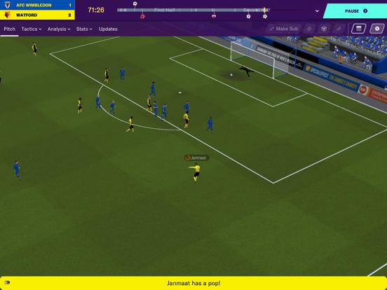 Скачать игру Football Manager 2020 Touch