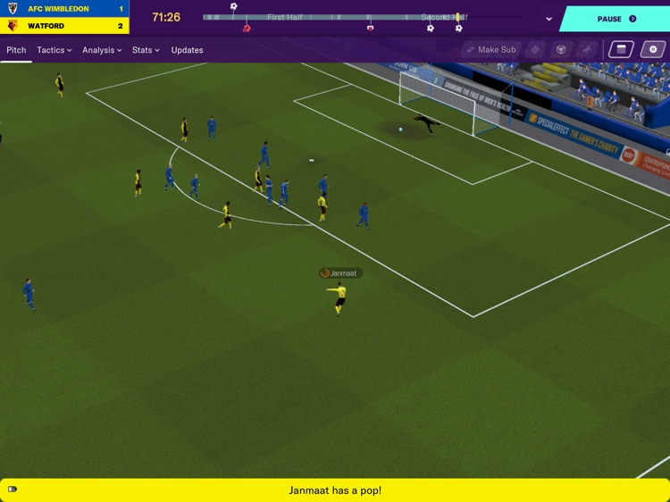Football Manager 2020 Touch screenshot-3