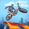 モト 自転車 スタント レース ゲーム 2019年 - iPhoneアプリ