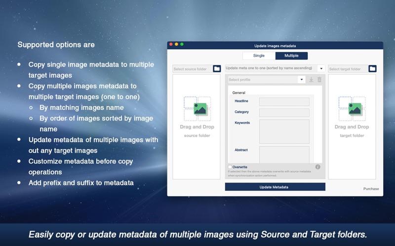MetaSync - Metadata Editor скриншот программы 2