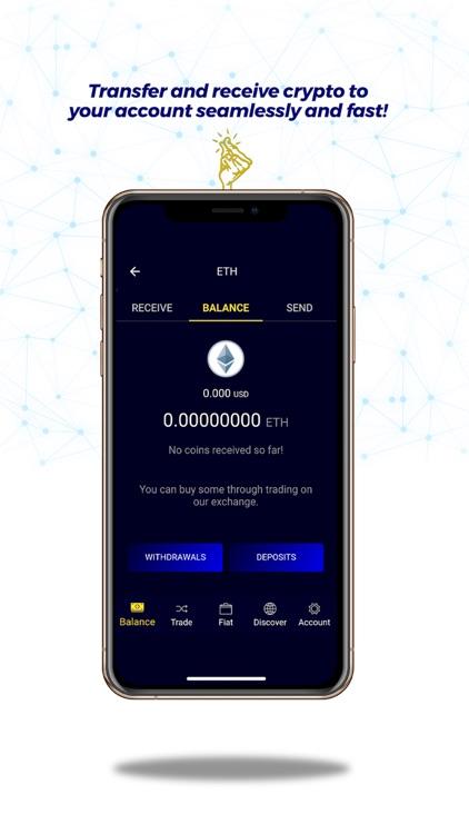 Satowallet - Crypto Exchange screenshot-3