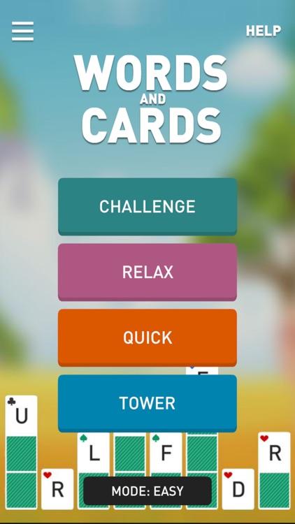 Words & Cards PRO screenshot-8