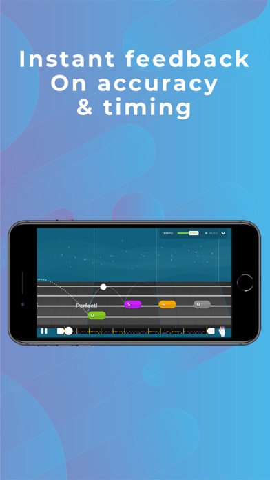 Screenshot for Yousician - Your Music Teacher in United States App Store