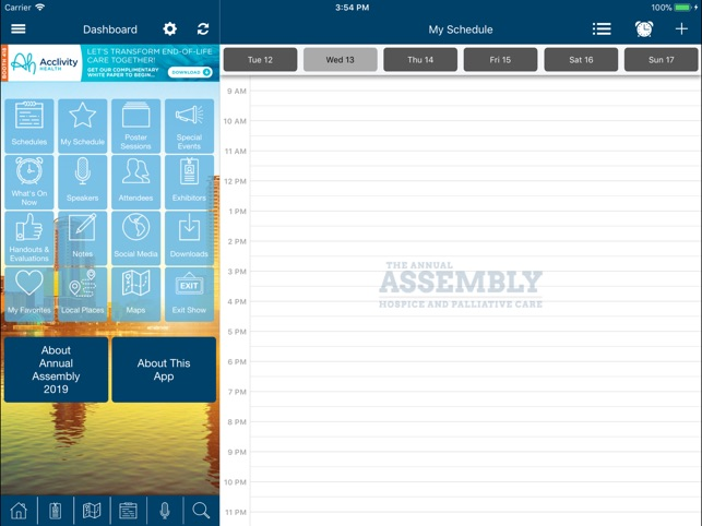 The Annual Assembly on the App Store