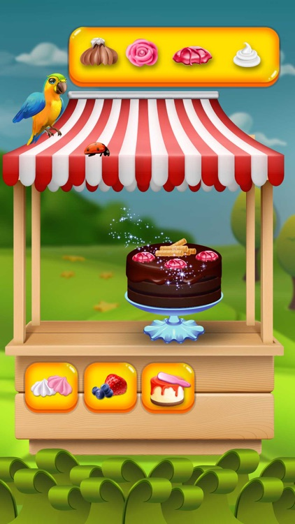Sugar Cookies Sweet Cake Maker screenshot-5