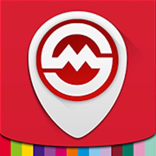 上海地铁官方指南 iOS App