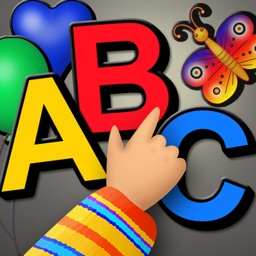 ABC Talking Magnetic Board