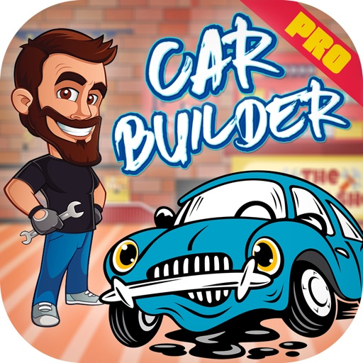 Car Builder Game Pro
