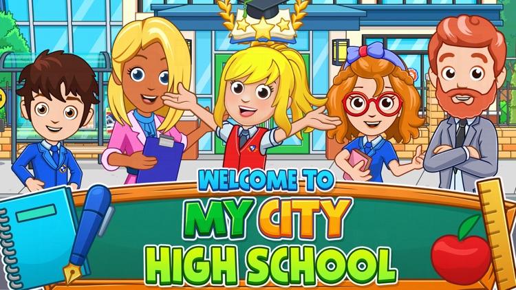 My City : High school