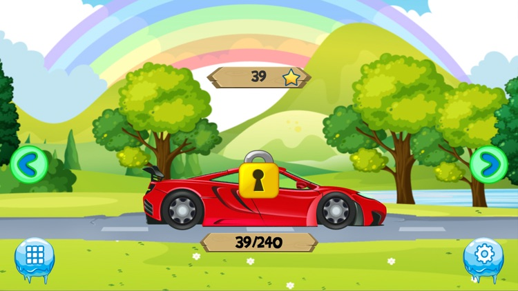 Car Wash Game:Learning Games