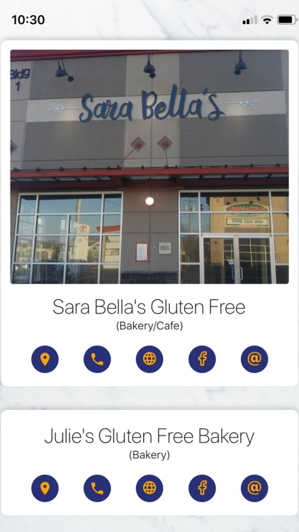 Dedicated Gluten Free screenshot-4