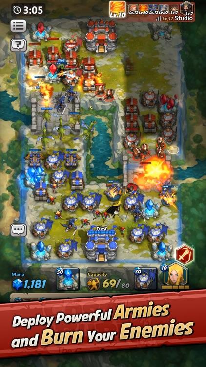 Castle Burn screenshot-3