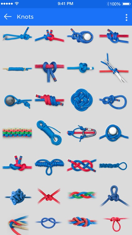 How To Tie Knots -Fishing Knot screenshot-3