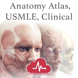 Anatomy Atlas, USMLE, Clinical