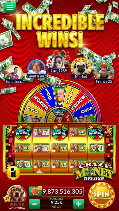 Big Fish Casino: Slots & Games Screenshot on iOS