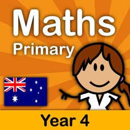 Maths Skill Builders Year 4 AU