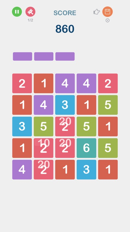 Add Number Puzzle screenshot-3