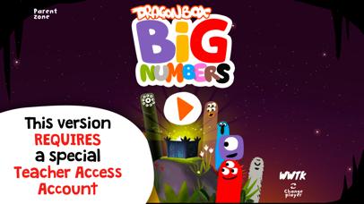 Screenshot #1 pour Login Access: DB Big Numbers