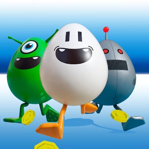 Helix Egg Run & Jump Game 2019