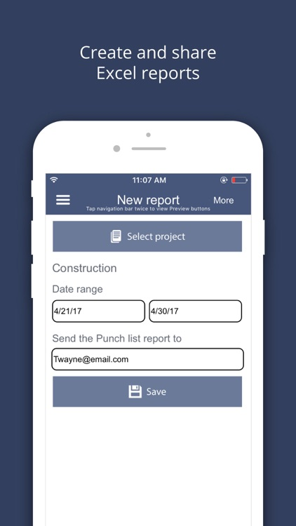 Punch List and Issue Tracker screenshot-4