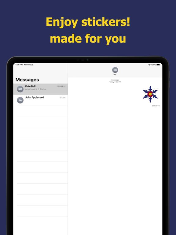 Сolorado emojis - USA stickers screenshot 10