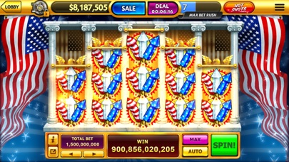 Caesars® Casino: Vegas Slots Screenshot