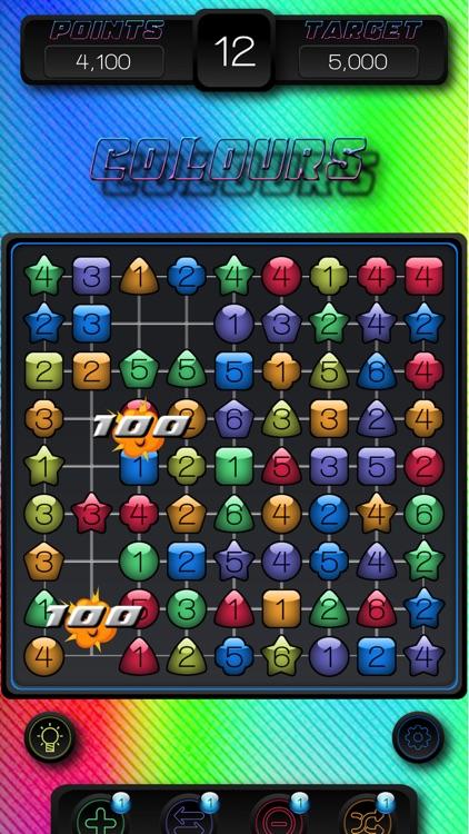 Set Smash - New Match 3 Puzzle
