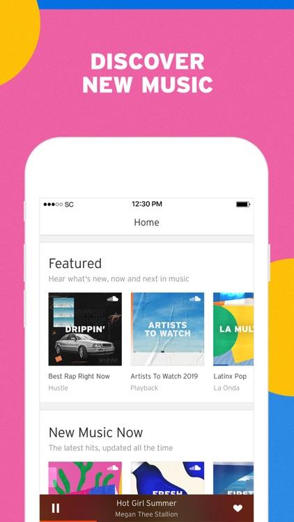 SoundCloud - Music & Songs